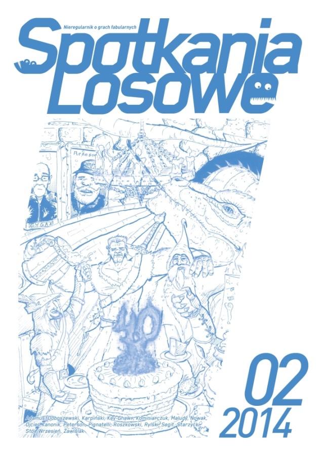 http://www.spotkanialosowe.pl/2014/08/31/spotkania-losowe-nr-22014-spis-tresci/