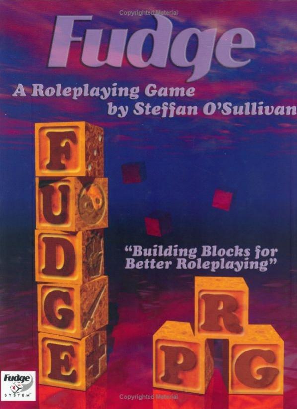 FUDGE (10th Anniversary Edition, 2005 r.)