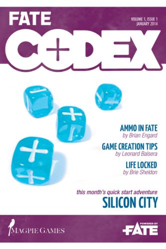 Fate Codex #1 – okładka